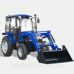 Погрузчик фронтальный для сыпучих материалов ПФ300  (к трактору ДТЗ 24