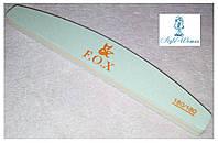 Баф F.O.X фокс180/180 для шлифовки ногтей