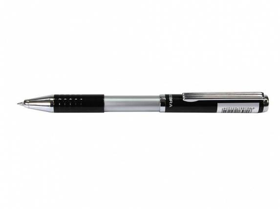 Ручка в ексклюзивному футлярі Zebra SL-F1 блакитний РШ металева Slide 0,7 у футлярі чорний лак, фото 2