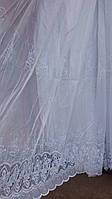 Тюль на кристалоне код 588 (L), фото 1