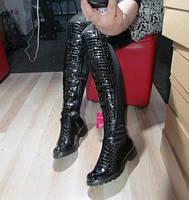Женские высокие сапоги, фото 1
