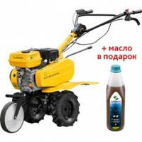 Мотоблок бензиновый Sadko М 500 PRO (6 фрез /3 колеса)