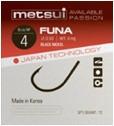 Крючки Metsui FUNA № 6 - Южная Корея
