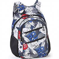 Рюкзак Dolly16 575 микс размер 30x40x20 см, спинка ортопедическая