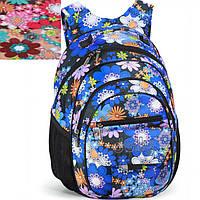 Рюкзак Dolly16 590 микс размер 30x43x24см, спинка ортопедическая