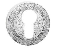 Накладка pz под цилиндр античное серебро