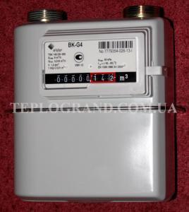 Газовый мембранный счетчик Elster BK-G 2,5 Т (1 ¼