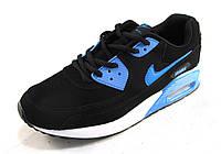 Кроссовки мужские  Nike  Air Max, черные  (р.41,42,43,44,45)
