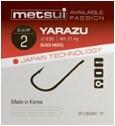 Крючки Metsui YARAZU № 6 - Южная Корея