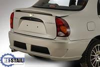 Спойлер багажника Daewoo Lanos\ Sens седан 1998+