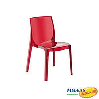 СТУЛ CA- FEMME FATALE RUBY RED S6317TRRR