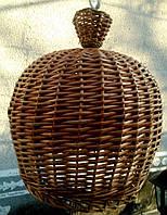 Светильник плетеный, фото 1