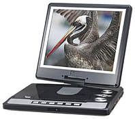 A&V DA-711(da-710) USB\FM Портативный двд с ТВ тюнером
