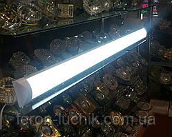 Светильник светодиодный линейный plazma 36W 6500K на 2 полосы Horoz Electric