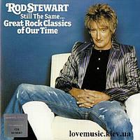 Музыкальный сд диск ROD STEWART Still the same Great Rock Classics of Our Time (2006) (audio cd)