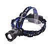 Налобний ліхтарик Bailong XQ-48 + 2 розсіювача