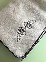Детское одеяло плед шесть 100х140