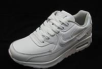 Кроссовки женские Nike Air Max белые (р.40,41)