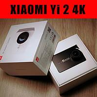 XIAOMI Yi 2 4K Экшн-камера, Night Black (черный цвет)