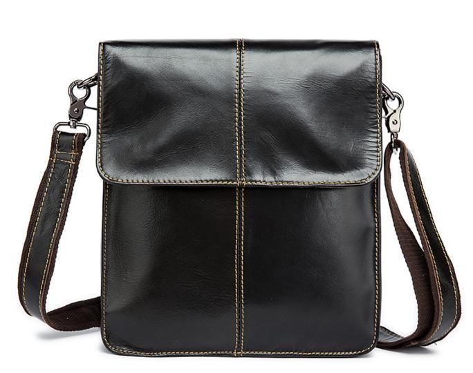599483d4a44a Долговечная кожаная сумка для мужчин BEXHILL кофейного цвета купить ...
