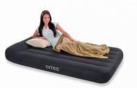 Надувная кровать Intex Pillow Rest Classic Intex 66767 (99х191х30 см. )***