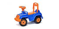Машинка для катания 4 х 4 [Арт.549] синяя Орион