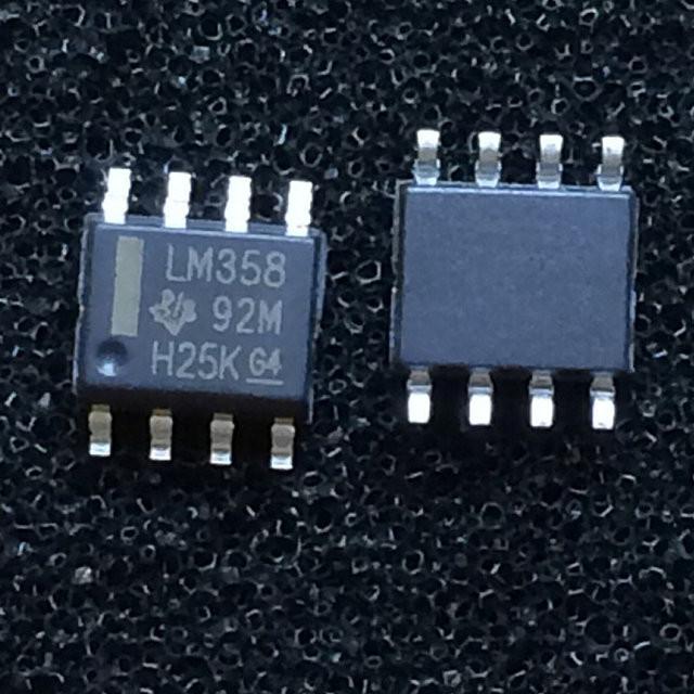 Микросхема LM358P SOP8