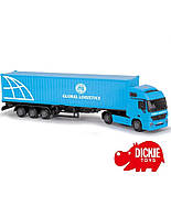 Фура контейнеровоз 38 см Dickie 3746005