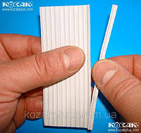Завязки бумажные Gun-Clips 1384 (мультистрипс) 100000шт