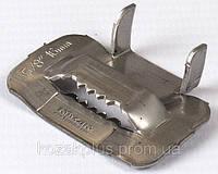 Зажим нержавеющий Toolco для ленты 16 мм