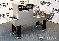 Термоусадочная машина туннельного типа YS-ZB-5040B (пневматическая)