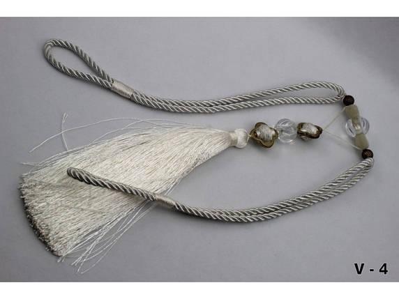 """Декоративные кисти для штор """"Белла"""" V4, фото 2"""