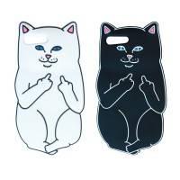 """Чехол F*ck Off Cat для Apple iPhone 7 plus / 8 plus (5.5"""")"""