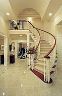 Мраморные лестницы MilLas Pearl/Mugla