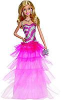 Кукла Барби в Вечернем платье Мода в розовом (Barbie Pink & Fabulous Doll)