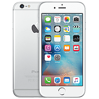 Original Apple iPhone 6 16Gb Silver Neverlock refurbished, фото 1