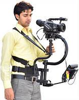 Система стабилизации С-Flycam + пояс с плечевыми ремнями, фото 1