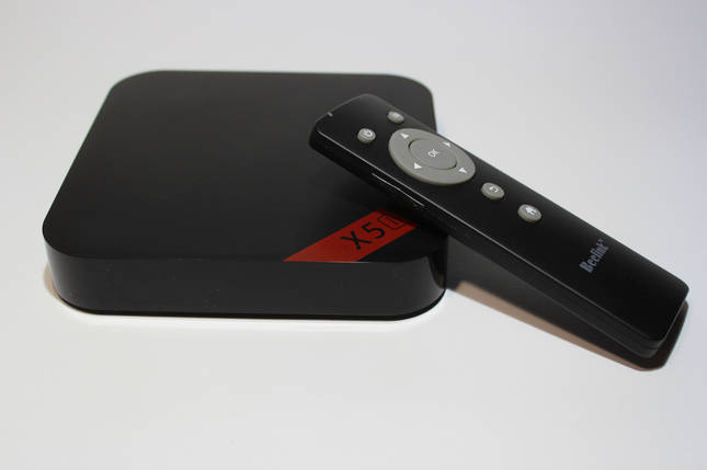 IPTV приставка-медиаплеер Smart TV Box Beelink X-5 II +8 Гб+ 500 каналов IPTV, фото 2