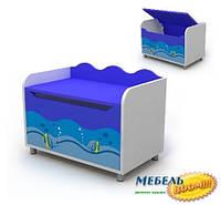 Комод для игрушек BR-Od-22 Ocean (Океан)