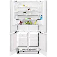 Холодильник встраиваемый Electrolux ENG94596AW / 4 двери / 190 cм/ 390 л /Fresh Zone/ A+/ Белый