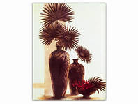 Картина Magnifique / 24х18 см / Вечерний натюрморт 24x18x1 см