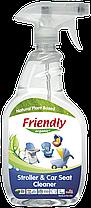 Friendly organic ЭКО Очищающее средство для колясок автокресел стульчиков для кормления 650 мл