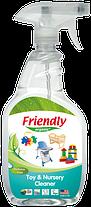 Friendly organic ЭКО Очищающее средство для детской комнаты и игрушек 650 мл