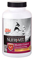 Nutri-Vet Bladder Control При недержании мочи собак, 90 шт