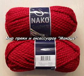 Spaghetti (Спагетти) Nako, 3630, бордо