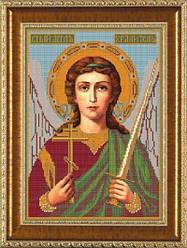 Ангел Хранитель, схема для вышивки бисером