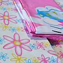 """Комплект постельного белья Hello Kitty """"Viluta-ранфорс Platinum"""", подростковый, фото 2"""