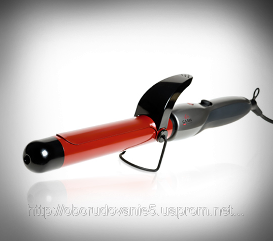 Плойка для волос с турмалином 25 мм GA.MA F2125TO