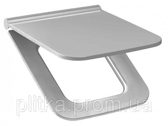 Унитаз консольный и сиденье с крышкой Softclose  Pure JIKA H8204230000001+H8934223000631, фото 2