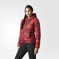 Куртка женская с капюшоном adidas Slim Jacket AY4718